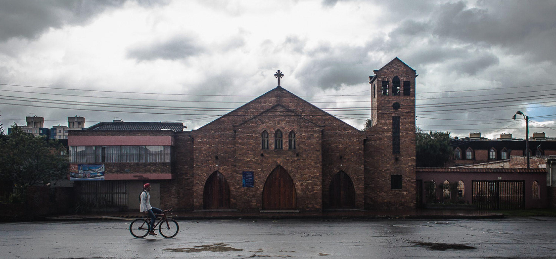 Crónica de San Miguel - Juan David Contreras